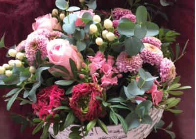 fleuriste-pau-lescar-bouquets-rose