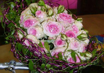 Le bouquet de la mariée, mini eden