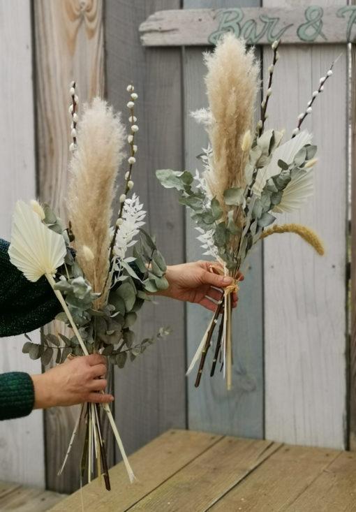 Bouquet chaton