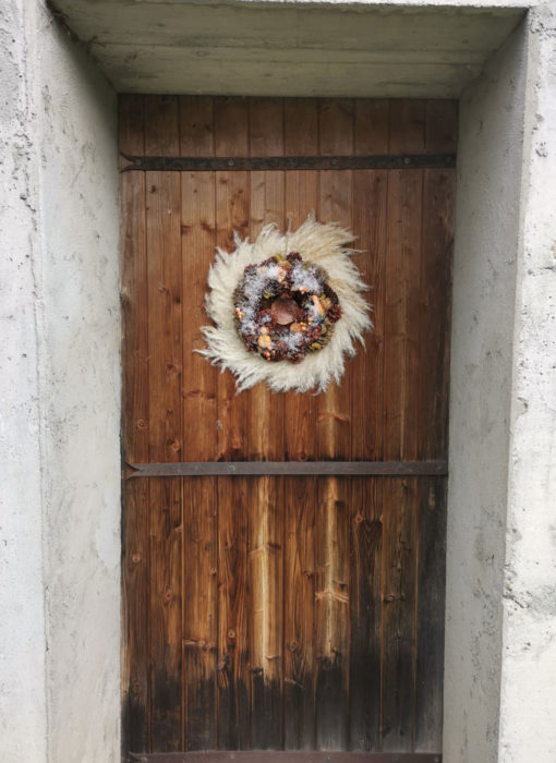 Couronne de Noel