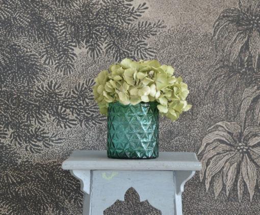 Petit vase vert