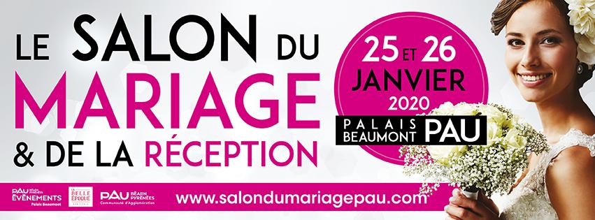 Salon du Mariage et de la Réception de Pau