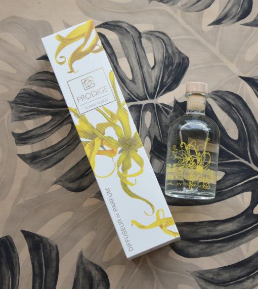 Diffuseur de parfum Prodige Ylang Ylang.